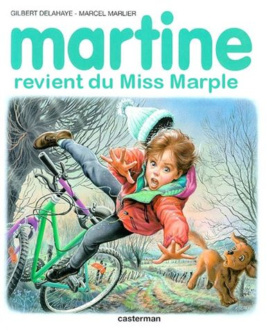 martine au miss marple